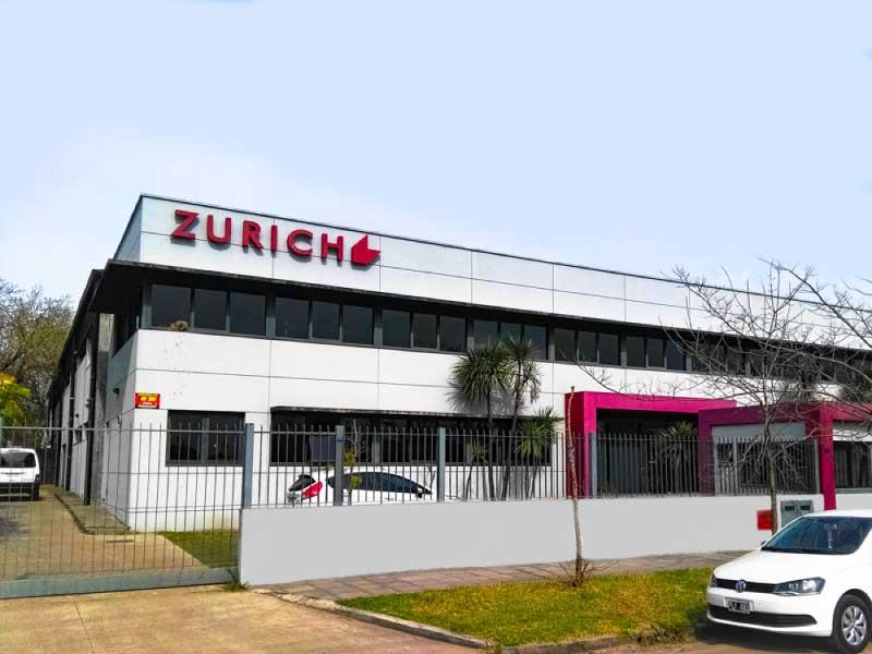 27e31e4445 Empresa – ZURICH · Zapatos